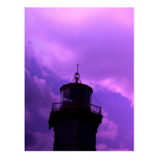 Toronto Island Oldest Light House V1 Postcard