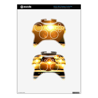 TORONTO Island Sunset - Graphic Design by Navin Xbox 360 Controller Skins