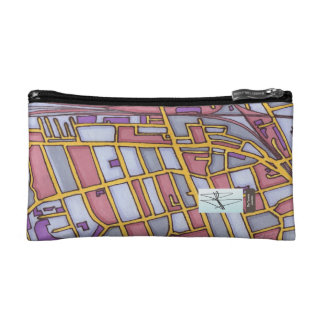 Toronto Junction Cosmetic Bag