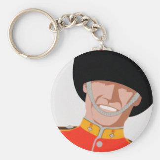 Toronto Keychain