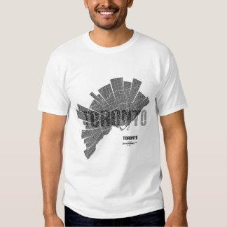 Toronto Map T-Shirt