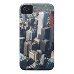 Toronto, Ontario, Canada, building skyline Case-Mate iPhone 4 Case