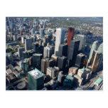 Toronto, Ontario, Canada, building skyline Postcard