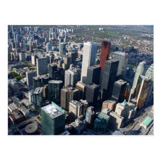 Toronto, Ontario, Canada, building skyline Postcards