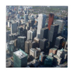 Toronto, Ontario, Canada, building skyline Tiles