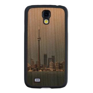 Toronto Ontario Canadá Funda De Galaxy S4 Slim Cerezo