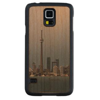 Toronto Ontario Canadá Funda De Galaxy S5 Slim Cerezo