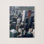 Toronto, Ontario, Canadá, horizonte constructivo Rompecabeza