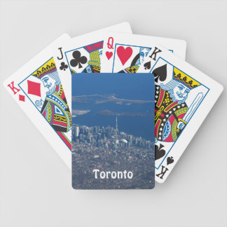Toronto Ontario Canada Bicycle Card Deck