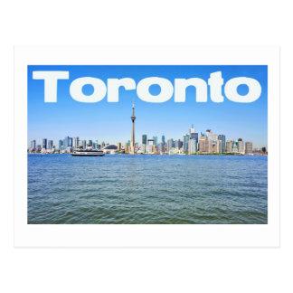 Toronto Ontario Canada Post Card