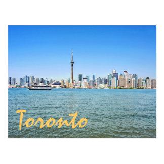 Toronto, Ontario, Canada Post Card