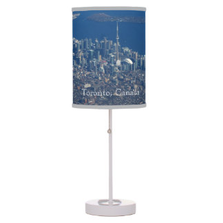 Toronto Ontario Canada Table Lamp