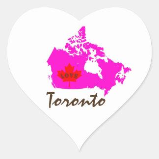 Toronto Ontario  Customize Canada sticker