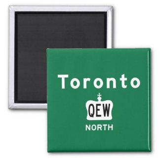 Toronto QEW Imán