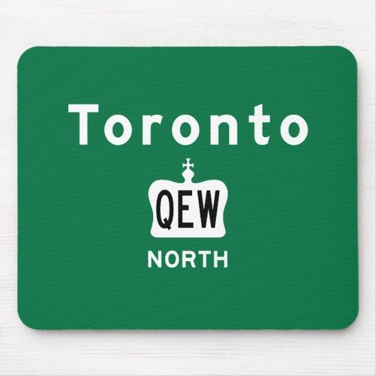 Toronto QEW Mouse Pad