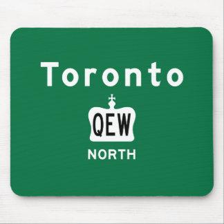 Toronto QEW Mousepads