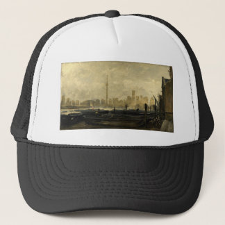 Toronto Skyline 41 Trucker Hat