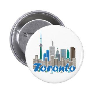 Toronto Skyline Pins