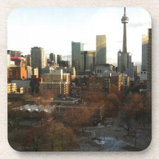 Toronto Skyline Coasters