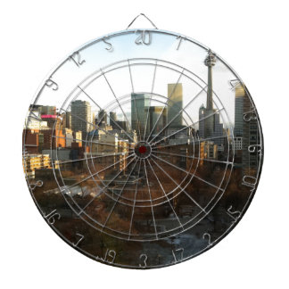 Toronto Skyline Dartboards