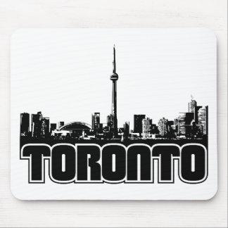 Toronto Skyline Mouse Pad