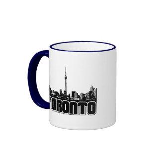 Toronto Skyline Mugs