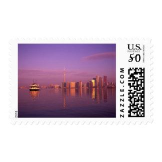 Toronto Skyline, Ontario, Canada Postage