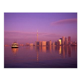 Toronto Skyline, Ontario, Canada Post Cards