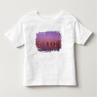 Toronto Skyline, Ontario, Canada Toddler T-shirt