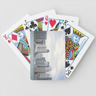 Toronto Skyline Bicycle Playing Cards