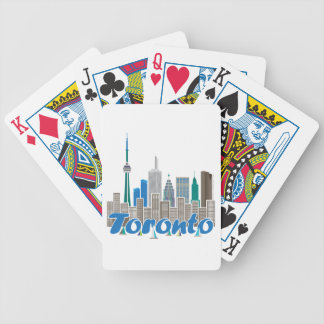 Toronto Skyline Card Deck