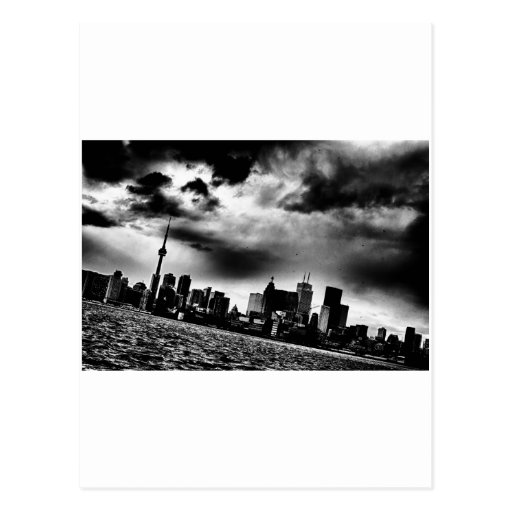 Toronto Skyline Post Cards