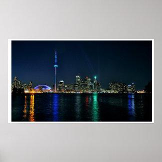 Toronto Skyline Posters