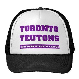 Toronto Teutons Trucker Hat