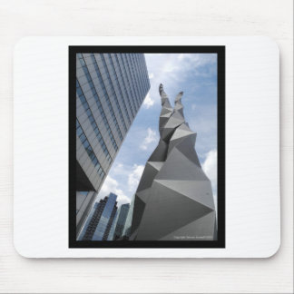 Toronto - The sky is not the limit Mouse Pad