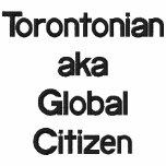 Torontonian aka Global Citizen
