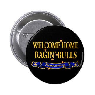 Toros caseros agradables de Ragin Pin
