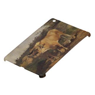 Toros de Enrique de Toulouse-Lautrec-Dos que lleva