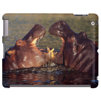 Toros del Hippopotamus (Hippopotamus Amphibius) Funda Para iPad