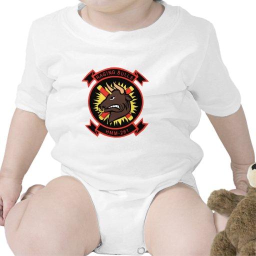 Toros el rabiar HMM-261 Traje De Bebé