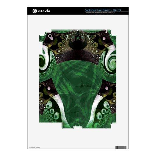 Toros Eye.jpg iPad 3 Pegatinas Skins