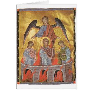 Toros Roslin Armenian Illuminator Card