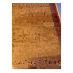 Toros salvajes de búsqueda de Ramesses III Postales