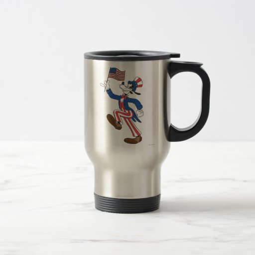 Torpe patriótico taza térmica