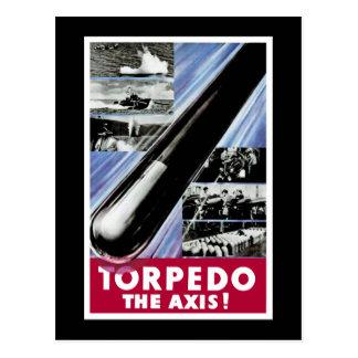 Torpedee AXIS Postal