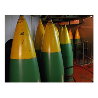 Torpedoes Postcard