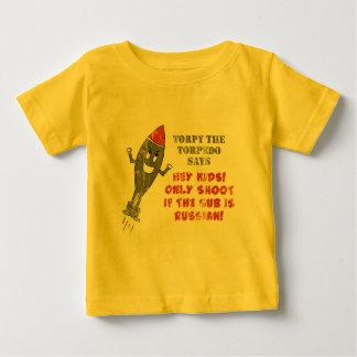 Torpy the Torpedo - Retro Infant T-shirt