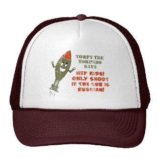 Torpy the Torpedo - Retro Trucker Hat