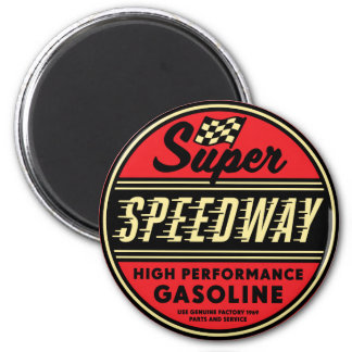 Torque Brothers 00201 2 Inch Round Magnet