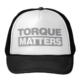 Torque Matters Trucker Hat
